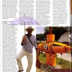 Арт-фестиваль в Абрау-Дюрсо. Журнал Coffee. июль 2011. 2 стр