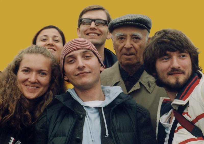 Владимир Этуш, Екатерина Попова, Андрей Попов, Мария Попова, Филипп Григорьян, Анатолий Поляков.