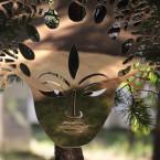 Будда дерева