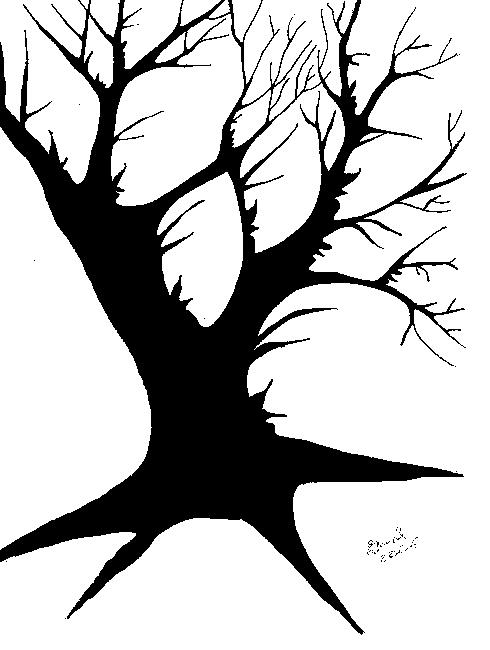 "Моя работа ""Древо жизни"""