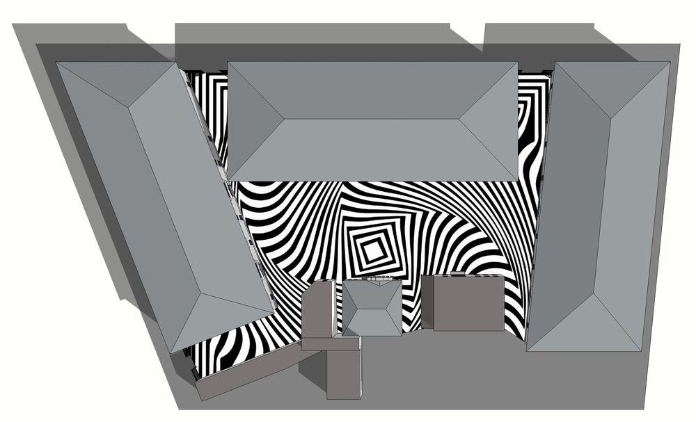 Геометрия двора
