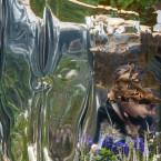 Отражения в саду