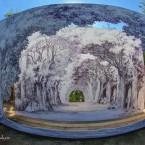 "Декорации сада ""Зеркала природы"""