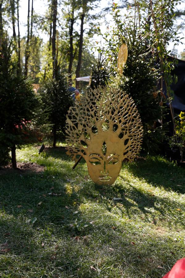 Маска Просветленного Будды